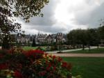 Jardin retrouvé -Honfleur - 1